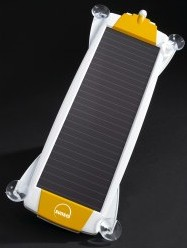 ICP solar charger for car batteries