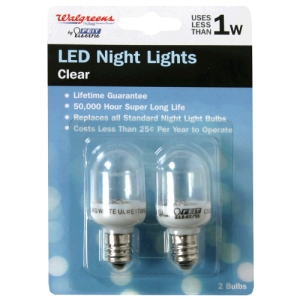 LED Night Light Bulb